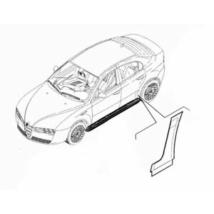 Alfa Romeo 159 jobb hátsó sárvédő matrica 50507797 Gyári