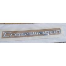 Alfa Romeo 156 Crosswagon felírat embléma ÚJ 60694997