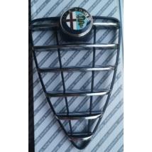 Alfa Romeo MITO első pajzs Scudetto díszrács hűtődíszrács 156100201 komplett