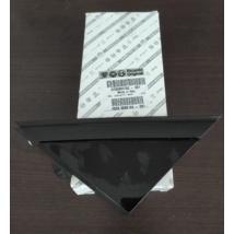 Fiat 500 fényes háromszög burkolat borítás tükör előtti Gyári új 735455792 Bal