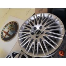 "Alfa Romeo gyári 5x110 17"" alufelni szett 4db"